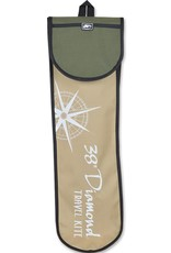 "Premier Kites & Designs TRAVEL DIAMOND KITE 38"" - NEON"