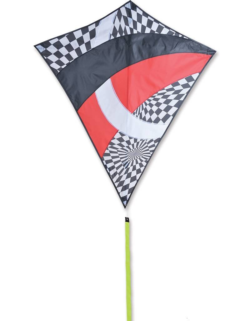 "Premier Kites & Designs TRAVEL DIAMOND KITE 38"" - TECHMO"