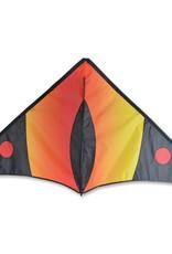 """Premier Kites & Designs TRAVEL DELTA KITE 60"""" - WARM"""