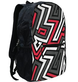 Summit TRAVEL BACKPACK - RED MAZE