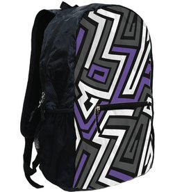 Summit TRAVEL BACKPACK - PURPLE MAZE