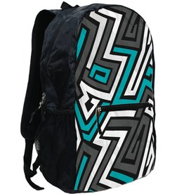Summit TRAVEL BACKPACK - TEAL MAZE