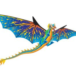 Wind N'Sun BLUE DRAGON 3D KITE