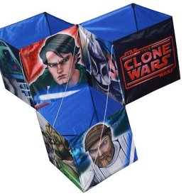 Wind N'Sun STAR WARS CLONE WARS BOX KITE