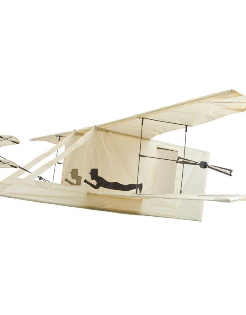 HQ Kites KITTY HAWK AIRPLANE 3D KITE L