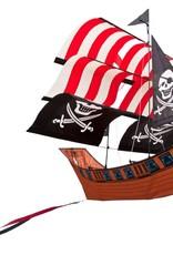 HQ Kites BLACKBEARD'S PIRATE SHIP 3D KITE