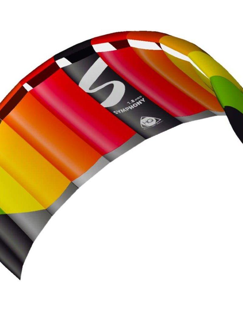 HQ Kites SYMPHONY PRO 1.8 - RAINBOW