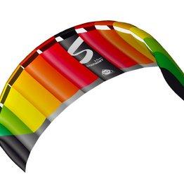 HQ Kites SYMPHONY PRO 2.5 - RAINBOW