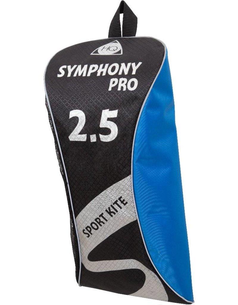 HQ Kites SYMPHONY PRO 2.5 - NEON BLUE