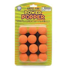 Hog Wild, LLC POWER POPPER REFILLS - ORANGE