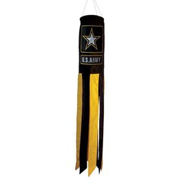 In The Breeze ARMY WINDSOCK 40""