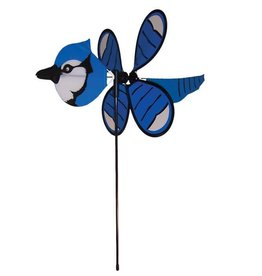 """In The Breeze BABY BLUEJAY SPINNER 12"""""""