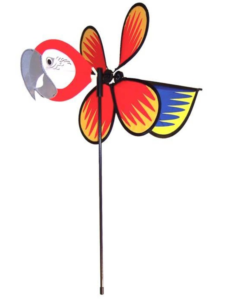 In The Breeze BABY PARROT SPINNER 12""