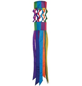 In The Breeze RAINBOW TWISTAIR WINDSOCK 40""