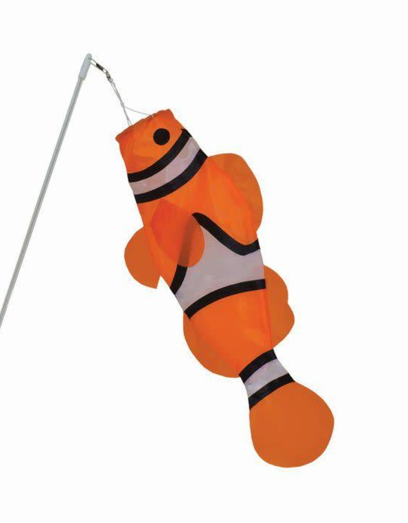 In The Breeze CLOWNFISH ON A STICK