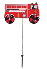 """In The Breeze FIRE TRUCK SPINNER 24"""""""