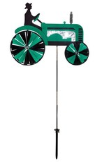 """In The Breeze GREEN TRACTOR SPINNER 24"""""""
