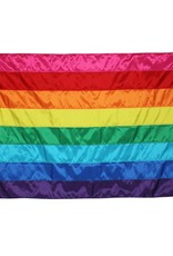 In The Breeze HISTORIC PRIDE RAINBOW FLAG 3'X5'