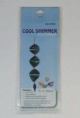 In The Breeze SHIMMER HELIX METAL TWISTER - COOL