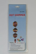 In The Breeze SHIMMER HELIX METAL TWISTER - HOT