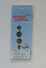 In The Breeze SHIMMER HELIX METAL TWISTER - RAINBOW