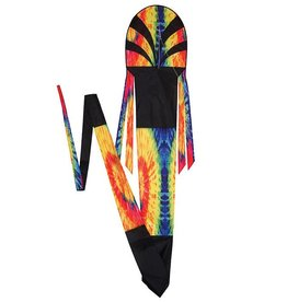 In The Breeze TIE DYE DRAGON KITE 20'