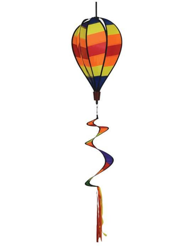 """In The Breeze HOT STRIPE HOT AIR BALLOON 17"""""""