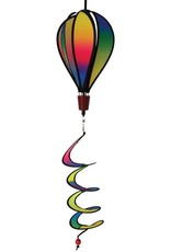 In The Breeze RAINBOW BLENDED HOT AIR BALLOON 17""