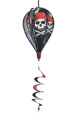 In The Breeze SMOKIN' PIRATE HOT AIR BALLOON 17""