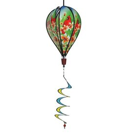 In The Breeze CARDINAL HOT AIR BALLOON 17""