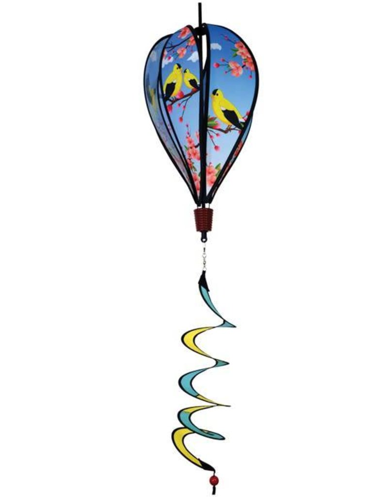 In The Breeze GOLDFINCH HOT AIR BALLOON 17""