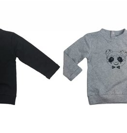 Organic Cotton Long Sleeve Pullover