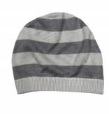 Knit Bamboo Stripe Beanie