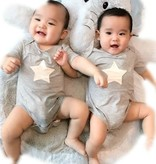 Bamboo Embroidery Onesie