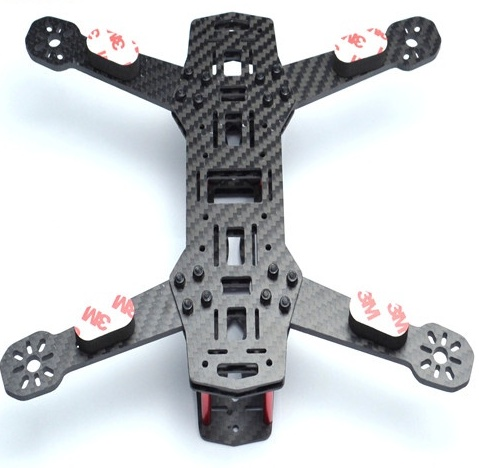Quad Readytosky ZMR250 V2 4mm Arm Carbon Fiber Quadcopter Frame