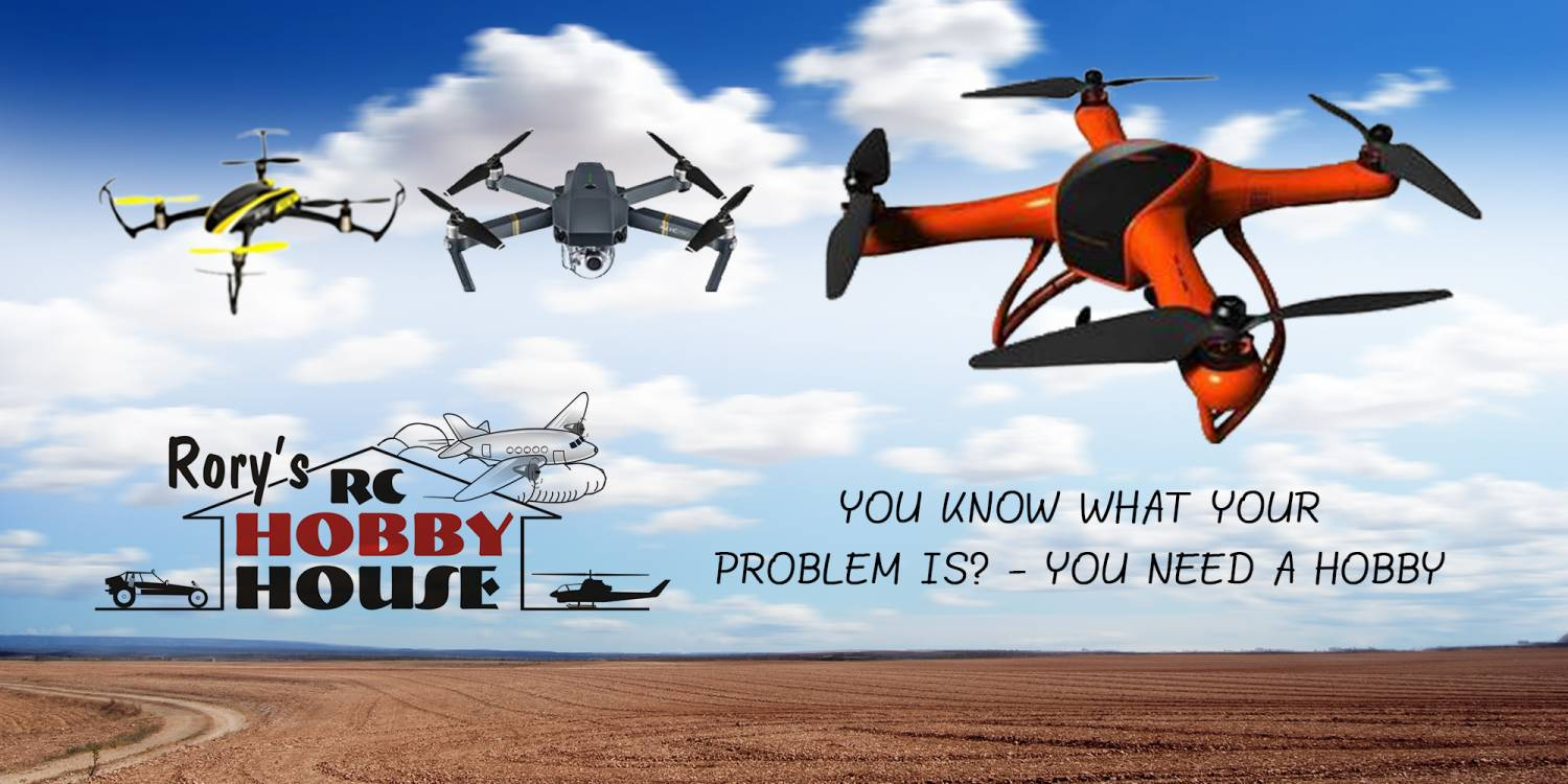 Check the biggest range of Radio Control models in Central Queensland