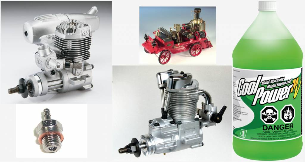 Engines, Fuel, Parts and Accessories
