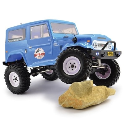 Cars Elect RTR FTX Outback Tundra 2.0 4x4 RTR 1/10 Crawler