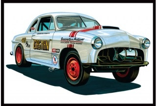 Plastic Kits AMT (n) 1/25 1949 Ford Coupe Gas Man