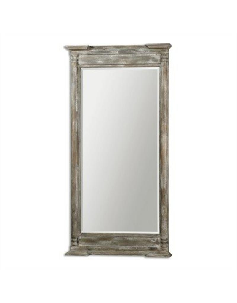 Staging Valcellina Wooden Leaner Mirror