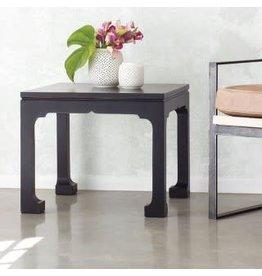 Display Morris Black Side Table