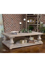 Stratford Rustic Coffee Table