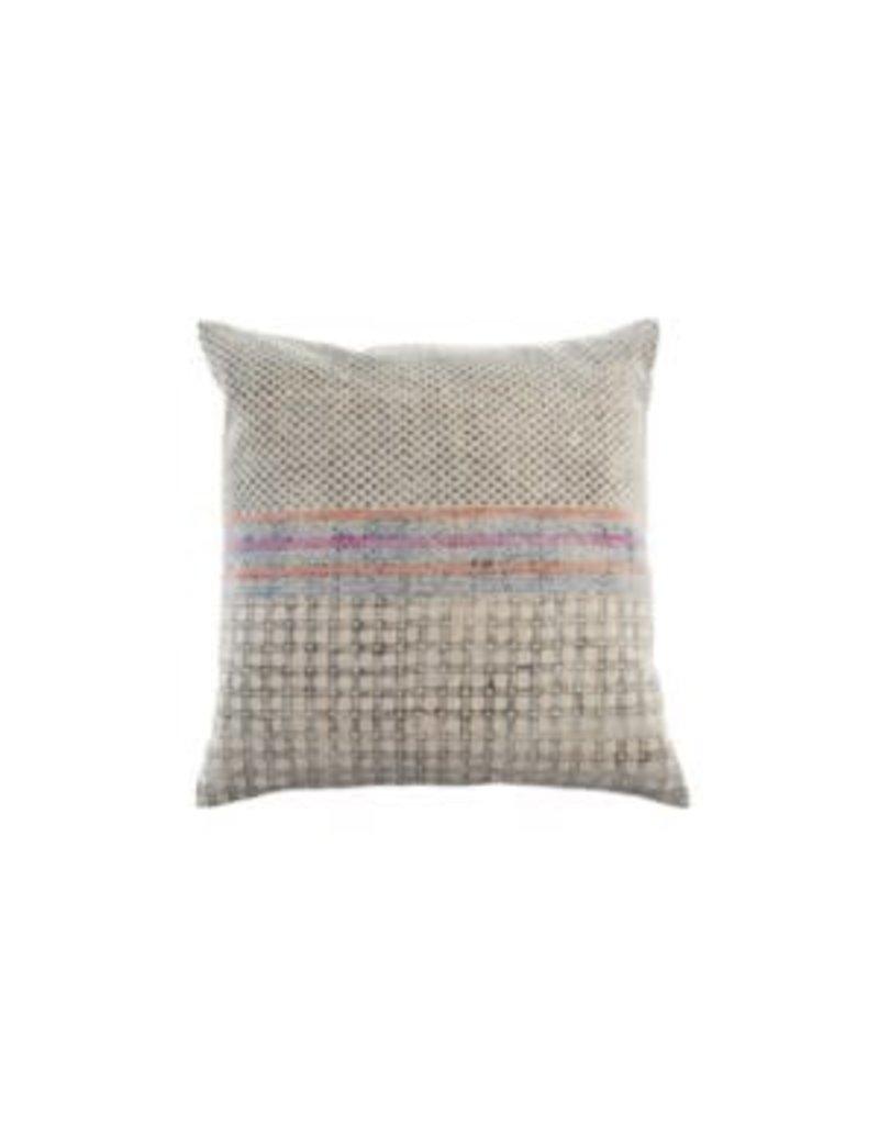 Stonewashed Woven Pillow