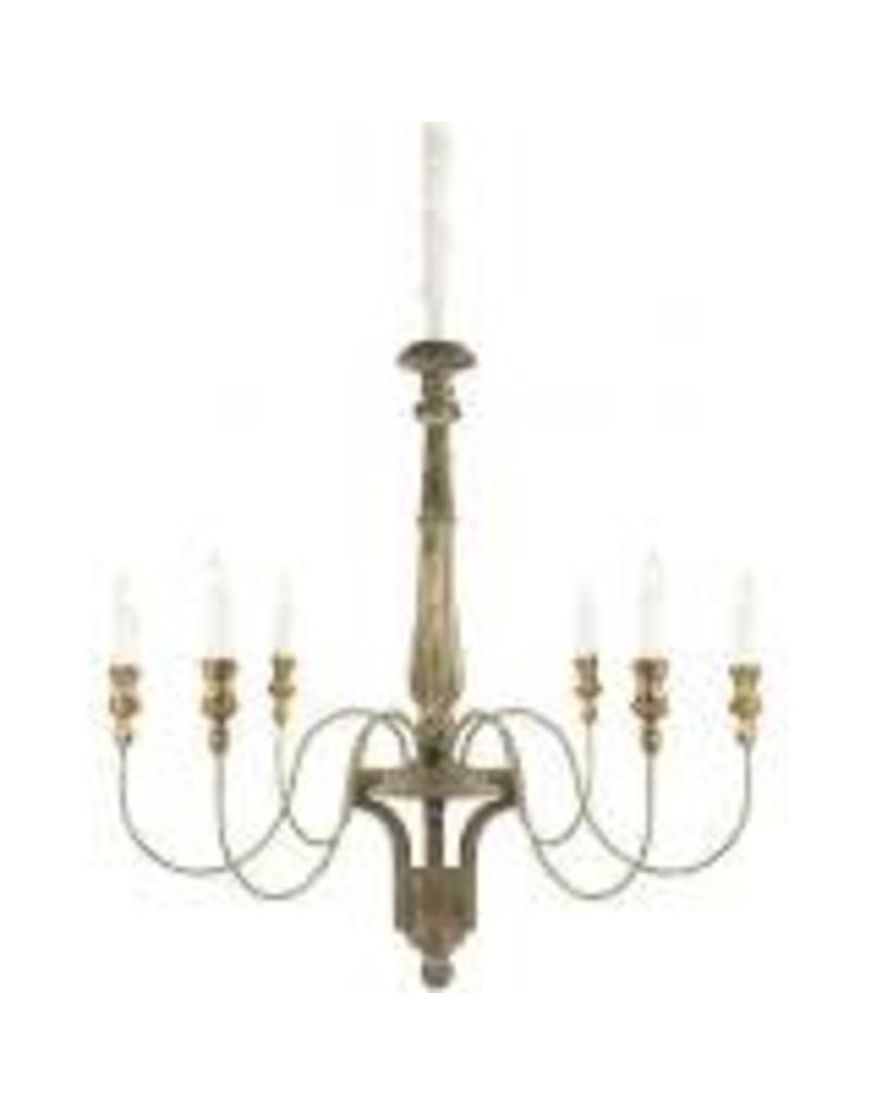 Molines Chandelier (orginal price $1,950)