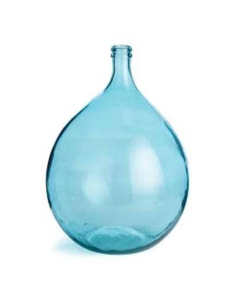 Bistro Vase - aqua