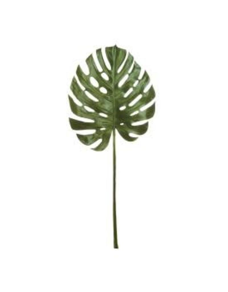 Monstera Leaf Stem 49""