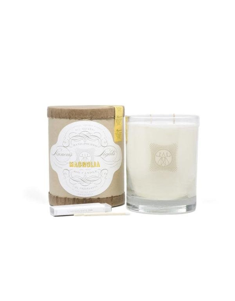 LL Magnolia Double Wick Candle