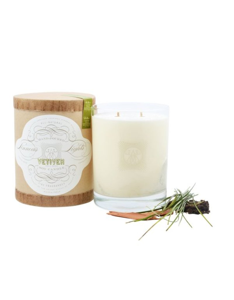 LL Vetiver Double Wick