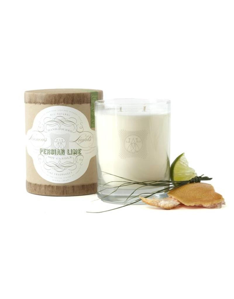 LL Persian Lime Double Wick Candle