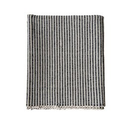 3x5 Cotton Striped Dhurrie Rug
